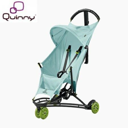 荷蘭【Quinny】Yezz 超輕量三輪休旅車-Miami藍 0