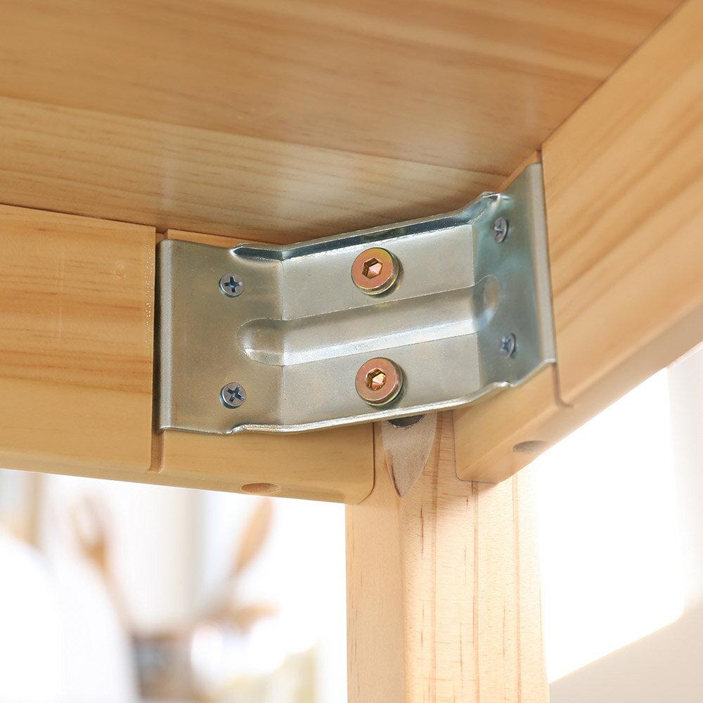 黛納日式木作長型餐桌 / DIY自行組裝-日本MODERN DECO  /  H&D 3