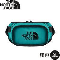 【The North Face EXPLORE HIP腰包《綠》】3KZX/背包/旅行/通勤背包/側背包-悠遊山水戶外生活館-運動休閒推薦