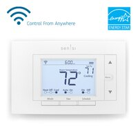 Deals on Emerson ST55 Sensi Touch Wi-Fi Thermostat for Smart Home