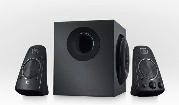 羅技 Logitech Z623 三件式立體聲喇叭