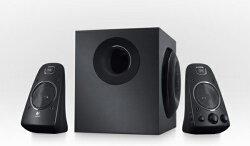 [富廉網] 羅技 Logitech Z623 三件式立體聲喇叭