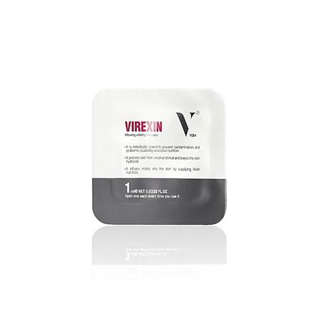 韓國 Virexin VQM 保濕貴婦面霜 1ml (單包)  面霜 面霜 乳霜 保濕霜 保濕 修護霜 貴婦面霜【B063939】