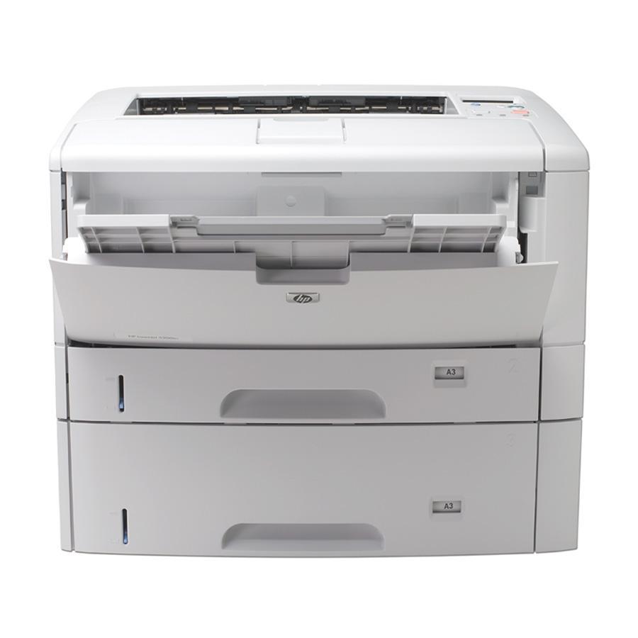 HP LaserJet 5200TN Laser Printer - Monochrome - 1200 x 1200 dpi Print - Plain Paper Print - Desktop - 35 ppm Mono Print - Legal, Letter, Letter-R, Statement, Monarch Envelope, DL Envelope, Envelope No. 10, ... - 600 sheets Standard Input Capacity - 65000 0