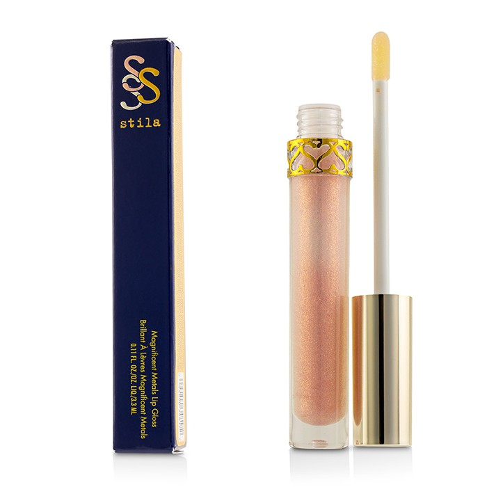 Stila 詩狄娜 唇蜜Magnificent Metals Lip Gloss - # Moonstone 3.3ml 0.11oz