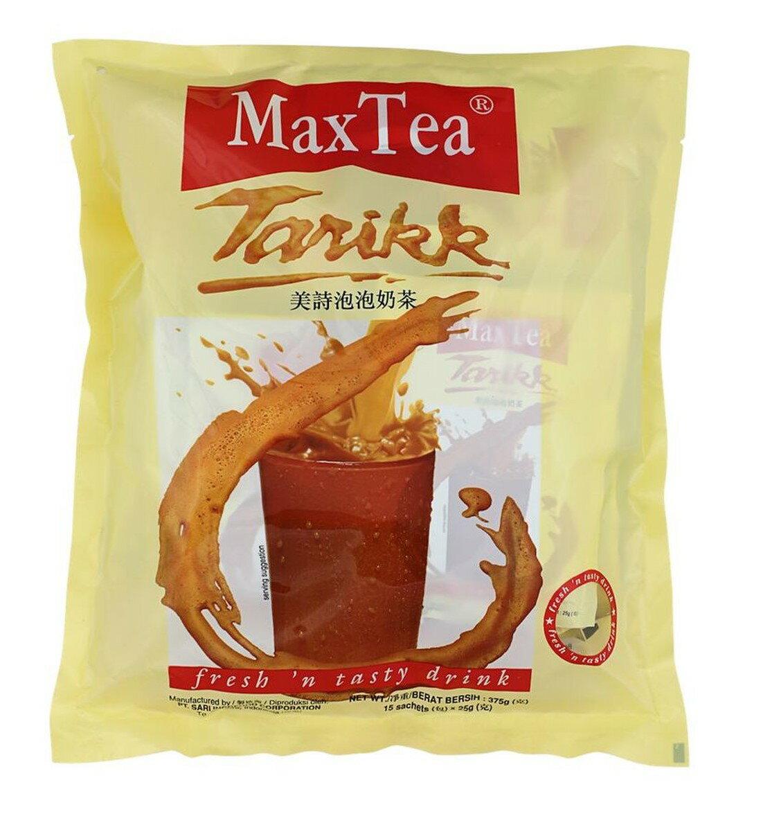 印尼即溶奶茶  MaxTea Tarikk INCOFOOD 25gm x 25