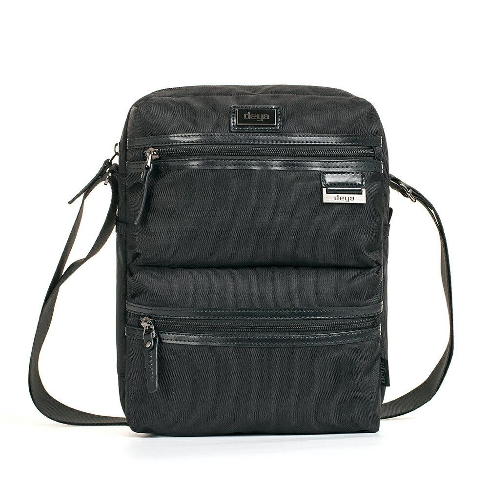 側背包 / deya【曼哈頓系列】個性側背包 都會風格 - 限時優惠好康折扣