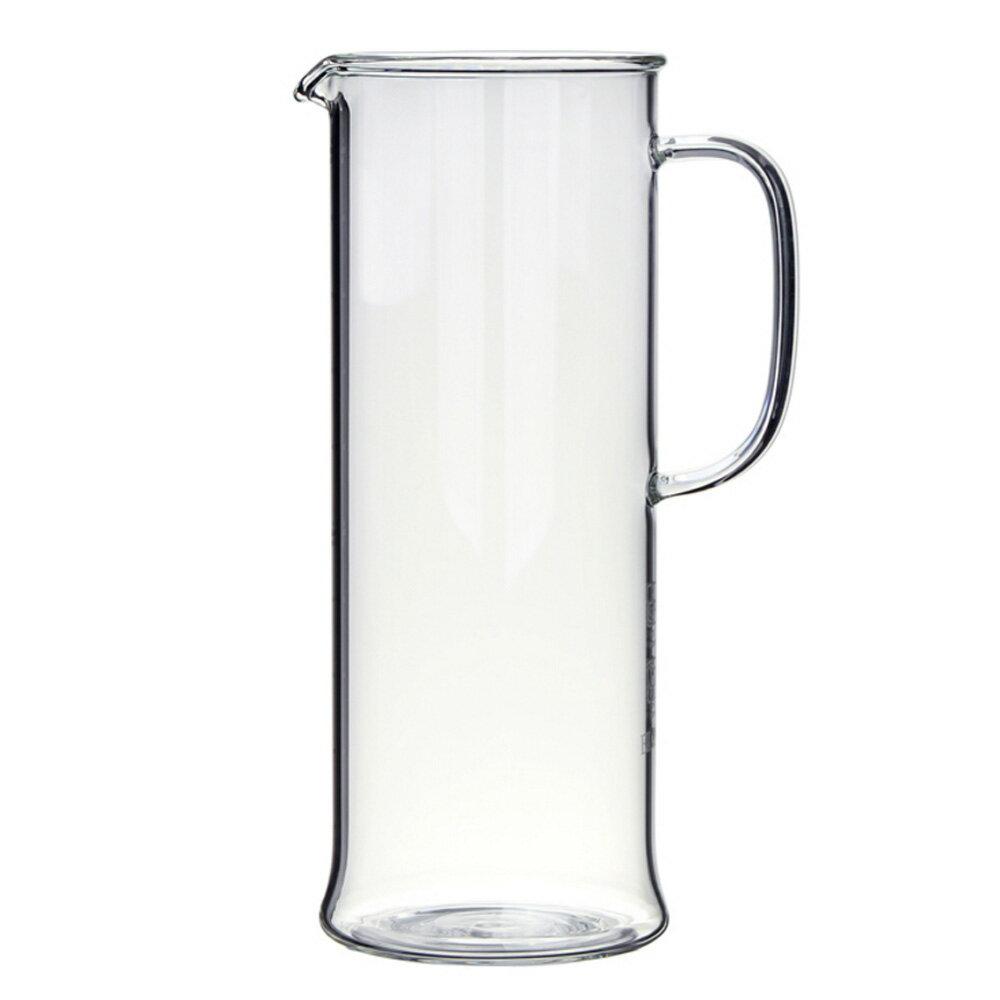 茶大師-單層玻璃壺身(1000ml)