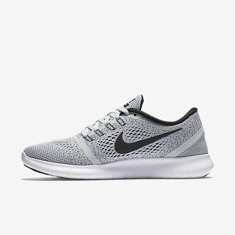 【輸入 : Adventure 可再折$100】【7折免運】Nike Free Run 5.0 黑灰 男鞋