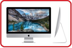 ★Apple 蘋果  iMac MNE92TA/A AIO桌機 3.4GHz 27吋/i5-3.4/8GB/1TB FD/RP570-4G/Retina-5k