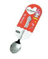 美樂蒂My Melody周邊商品推薦到日本製 不鏽鋼餐具 My Melody 甜點匙 湯匙(小) *夏日微風*