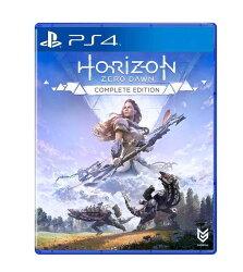 PS4 地平線 期待黎明 黎明時分 Horizon Zero Dawn 完全版 中英合版【台中恐龍電玩】