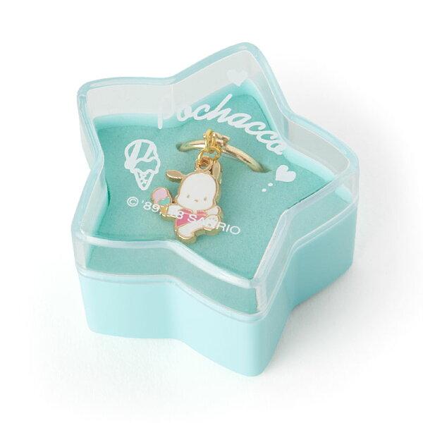 【真愛日本】4901610379394造型戒指附盒-PC加ACR帕恰狗收藏禮物三麗鷗造型戒指飾品附禮盒