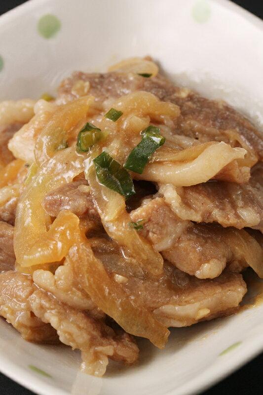 茶美豬日式洋蔥燒肉 1