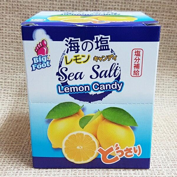 (馬來西亞)BF海鹽檸檬糖1盒180公克(12入)特價110元【9555030107843】