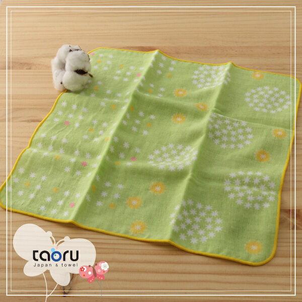 日本毛巾:和的風物詩_小春日和30*30cm(手巾春花--taoru日本毛巾)