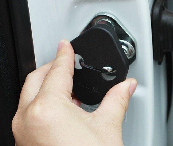 豐田 TOYOTA 全車系 門鎖扣 防鏽裝飾蓋 4片裝