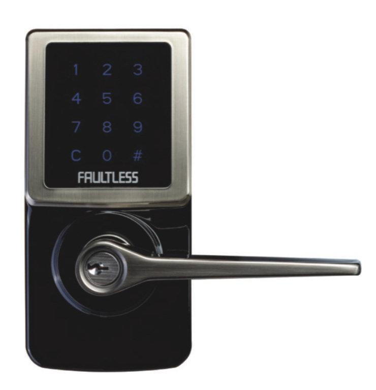 鋐昇電商 電子鎖 加安電子鎖 限量優惠價 G5V2LED0BB密碼版 智慧型觸控式密碼鎖 密碼鑰匙二合一 鎖閂長度60mm