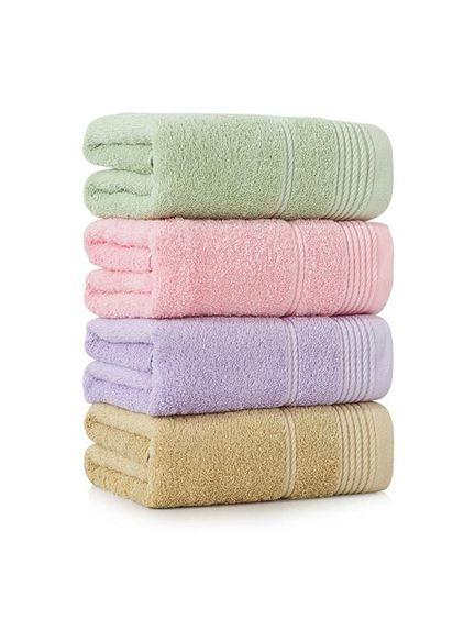 雅浴巾棉成人男女加厚超強吸水韓版可愛全棉柔軟家用大毛巾