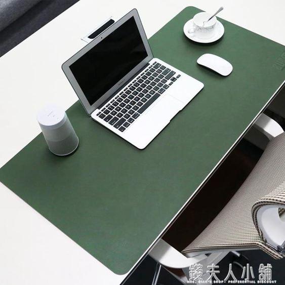 滑鼠墊超大大號辦公桌墊電腦鍵盤墊書桌墊