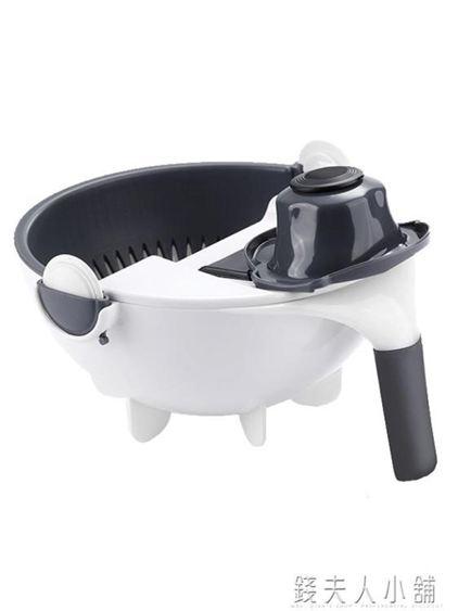 多功能切菜器廚房用品家用馬鈴薯絲切絲切片蘿卜擦絲刨絲神器