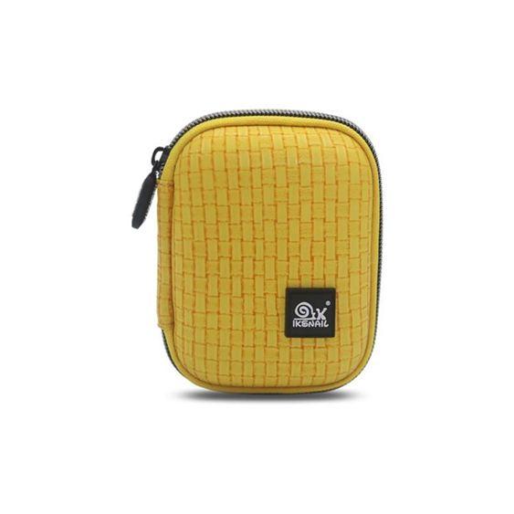 IKSNAIL耳機收納盒充電器數據線收納包耳機包袋充電寶保護套便攜