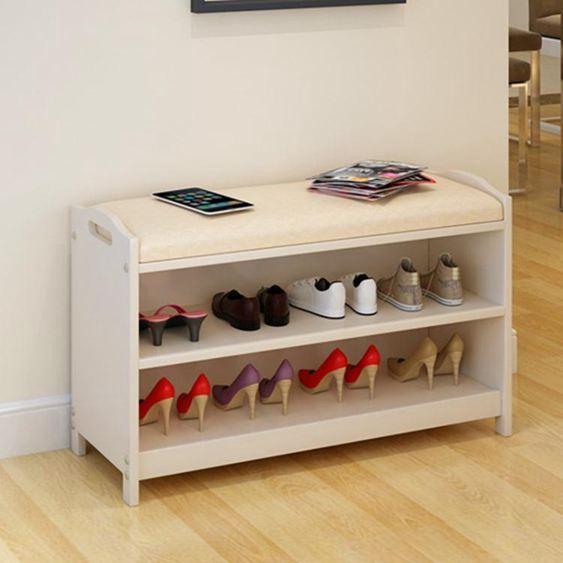 鞋架簡易家用特價經濟型防塵收納架子多層組裝簡約現代鞋櫃多功能