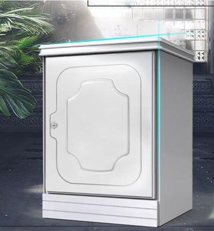 保險櫃歐奈斯保險櫃家用指紋密碼55cm保險箱隱形小型入墻木制床頭櫃高床邊衣間