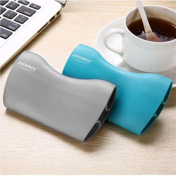 電腦手腕墊滑鼠墊護腕創意辦公游戲3D手枕護腕托滑鼠手墊子滑鼠護腕手托墊高手