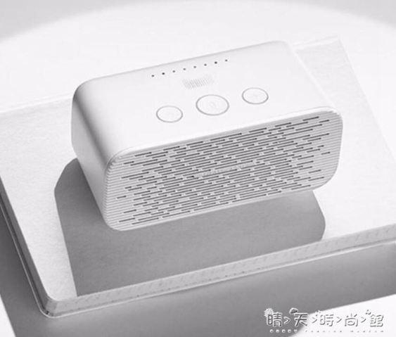 音響【】精靈方糖無線藍芽音響ai音響wifi智慧音響家居控制