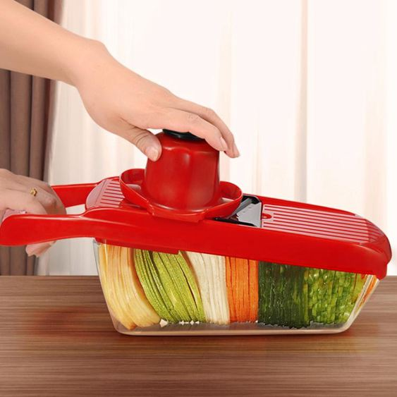 切菜神器家用土豆絲切絲器廚房用品多功能切菜蘿蔔擦絲土豆切片器刨絲神器