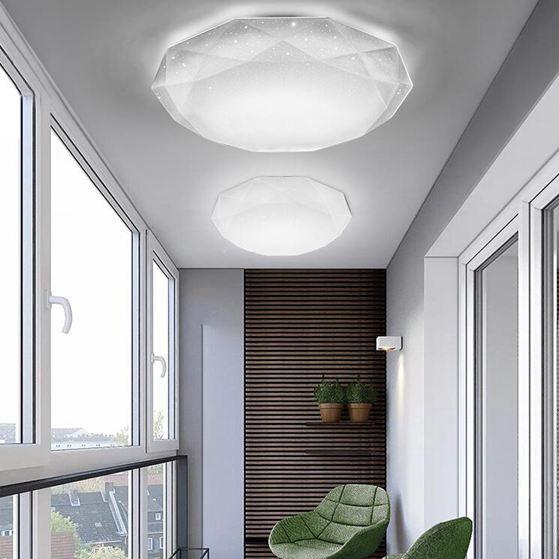 吸頂燈陽臺燈北歐簡約現代入戶衣帽間走廊玄關過道臥室廚房led具-
