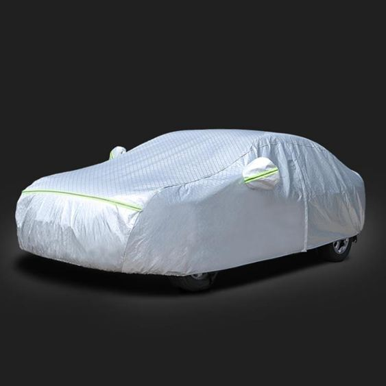奧迪新A6L車衣A4L汽車罩A3A5Q5Q7A8Q3防曬防雨隔熱遮陽罩防塵車套免運-