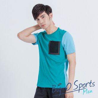 NIKE 耐吉 NIKE TECH UM BNDED PKT TOP 短袖T恤 男 776676351 Big-O Sports