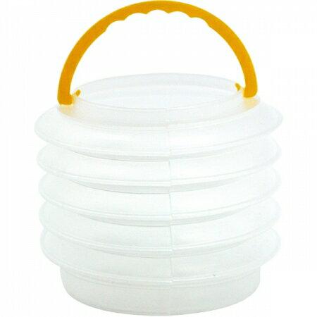 珠友 輕便多功能壓縮筆洗桶(小) 2