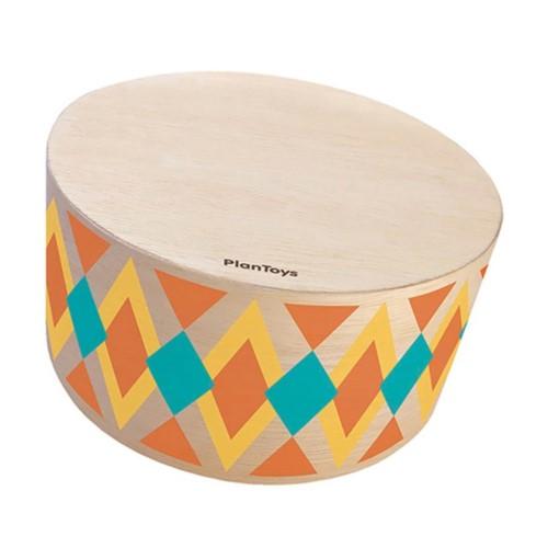 《  PLAN TOYS 》木製 木箱鼓 東喬精品百貨