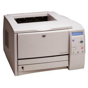 HP LaserJet 2300N Laser Printer - Monochrome - 1200 x 1200 dpi Print - Plain Paper Print - Desktop - 25 ppm Mono Print - Letter, Legal, Executive, Custom Size, Letter - 700 sheets Standard Input Capacity - 50000 Duty Cycle - Manual Duplex Print - Ethernet 4