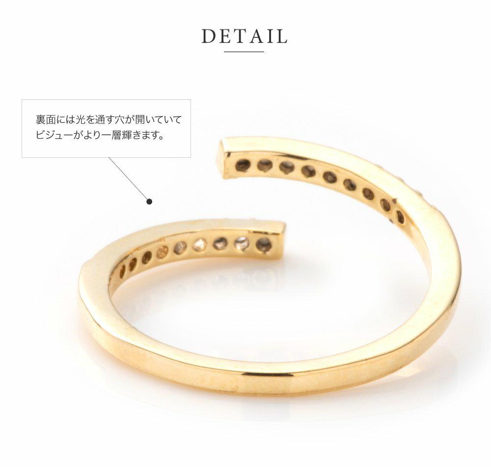 日本Cream Dot  /  簡約鋯石戒指  /  p00012  /  日本必買 日本樂天代購  /  件件含運 3
