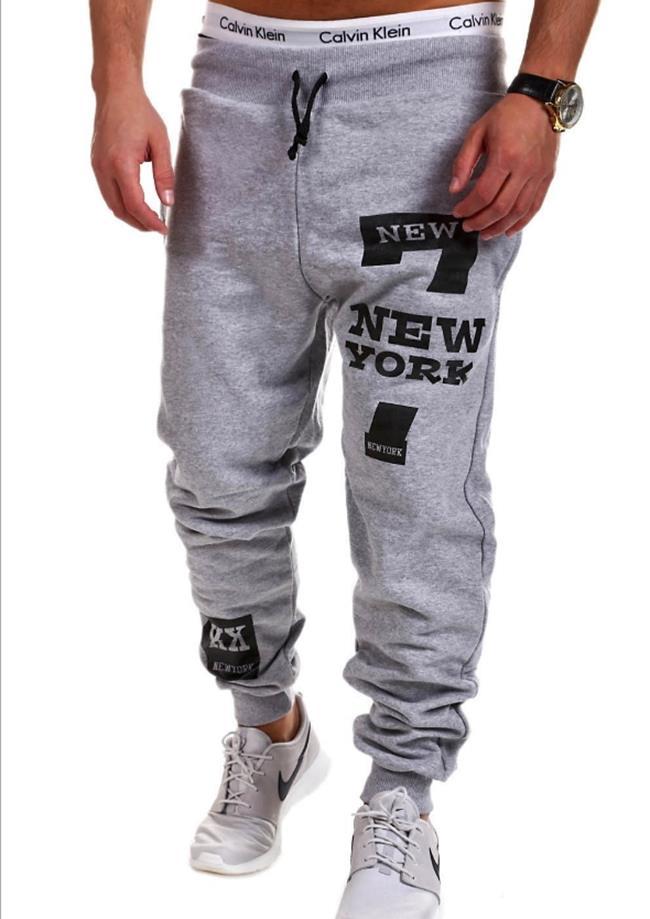 ~全店 399~50%OFF SHOP~AG022310P~健身褲 NEW YORK字母嘻