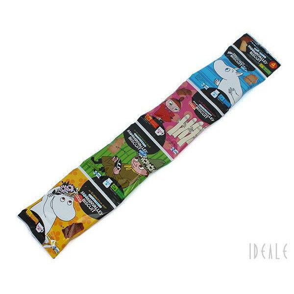 X射線【C001249】北陸製?-嚕嚕米 造型餅乾(單賣),點心/零嘴/餅乾/糖果/韓國代購/日本糖果/零食/伴手禮/禮盒