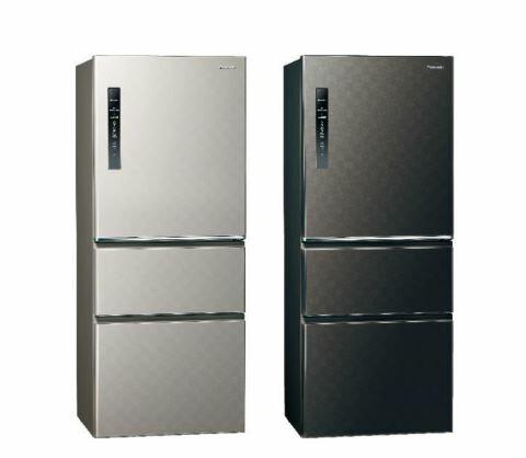 Panasonic國際牌 500L 變頻三門電冰箱 一級能效 Ag銀除菌 NR-C500HV-K 星空黑