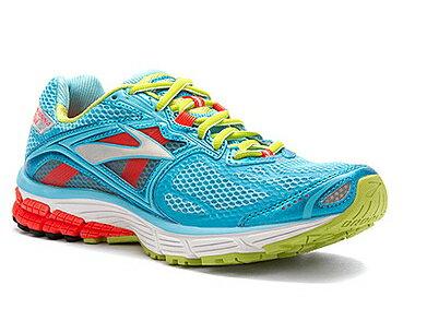 [陽光樂活] BROOKS 美國科技慢跑鞋布魯斯 女款 RAVENNA 5支 輕款健康慢跑 1201491B834
