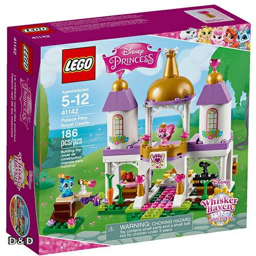 樂高積木LEGO《 LT41142 》2016 年迪士尼公主系列 - Palace Pets Royal Castle