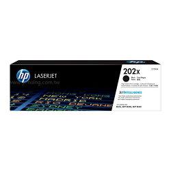 HP 202X 黑色原廠高容量碳粉匣 CF500X (3,200張) 適用 M254dw/M281fdw
