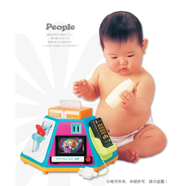 加贈純水濕巾隨身包三串《People》新超級多功能七面遊戲機 3