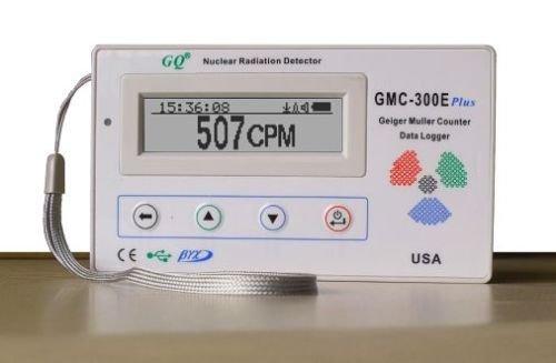 ㊣胡蜂正品㊣ GMC-300 攜帶型輻射偵測器 輻射(放射線)偵測器 放射性核輻射偵測器掌上型Radiation Geiger Det