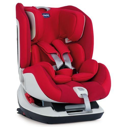 Chicco Seat up 012 Isofix 安全汽座(汽車安全座椅)-自信紅贈POCKET SNACK 攜帶式輕巧餐椅(顏色隨機出貨)★衛立兒生活館★
