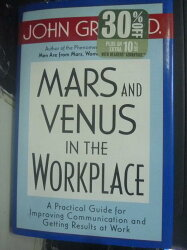【書寶二手書T5/財經企管_HCV】Mars and Venus in the Workplace: A Practic