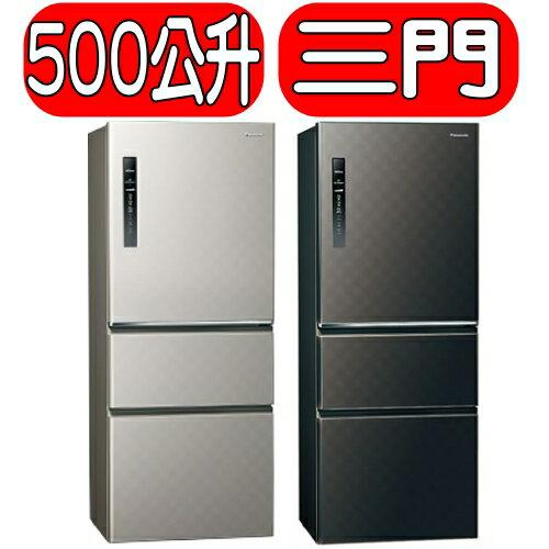 <br/><br/>  《結帳打95折》Panasonic國際牌【NR-C509HV-S/NR-C509HV-K】500公升三門變頻無邊框冰箱<br/><br/>