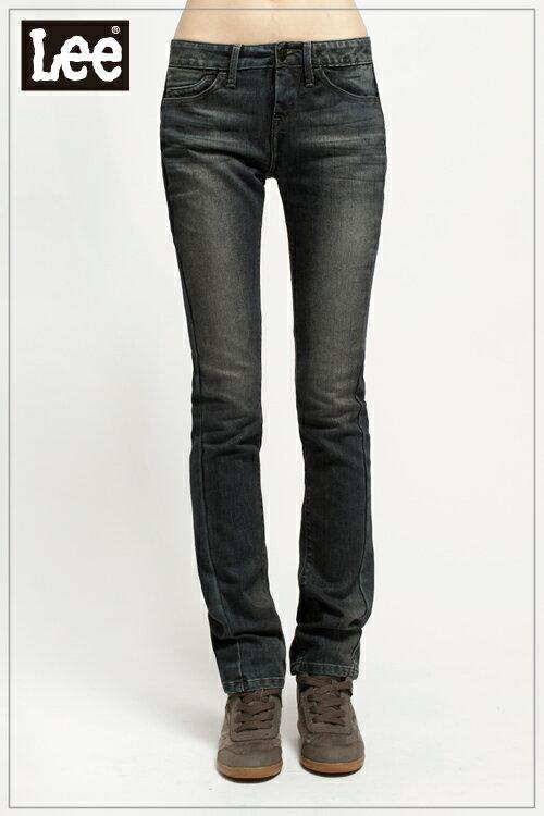 【單一價↘899】Lee 465 Stefani 中腰緊身微喇叭牛仔褲